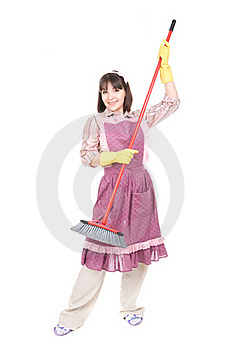 Housework Stock Images - Image: 18508484