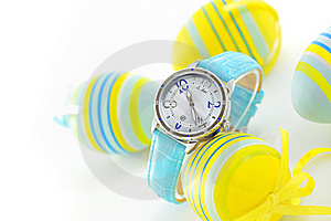 Easter Watch Stock Photo - Image: 18509690