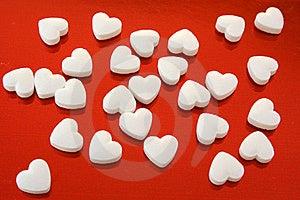 Hearts Royalty Free Stock Photography - Image: 18510987