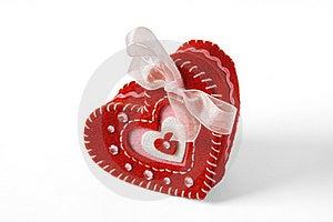 Heart Shaped Box Stock Photos - Image: 18515303