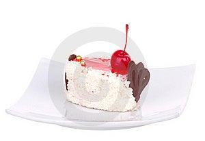 Cupcake Cherry Royalty Free Stock Photos - Image: 18516408