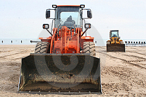 Tractor Royalty Free Stock Photo - Image: 18518485