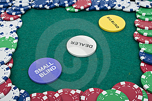 Many Poker Chips Stock Image - Image: 18523841