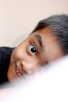 Portrait Of A Boy Royalty Free Stock Photo - Image: 18524015