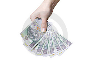 Polish Money Stock Image - Image: 18524481