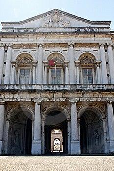National Palace Of Ajuda Royalty Free Stock Image - Image: 18525406
