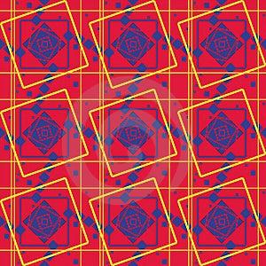 Bright Geometric Pattern Royalty Free Stock Photo - Image: 18527705