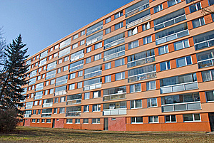 Apartment Building Stock Images - Image: 18527874