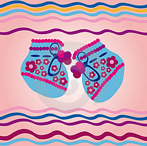 Baby Shoes Stock Photography - Image: 18529622