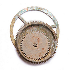 Old Cogs Stock Photography - Image: 18530532