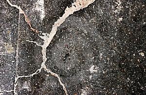 Weathered Asphalt Stock Image - Image: 18530701