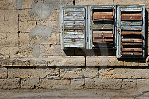 Old Posting Boxes Royalty Free Stock Images - Image: 18531769