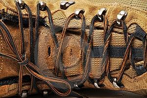 Trekking Shoe Stock Photo - Image: 18532300