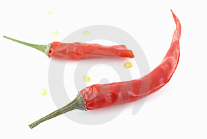 Red Hot Chilli Royalty Free Stock Image - Image: 18544106