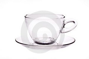 Cup And Saucer Stock Image - Image: 18546921