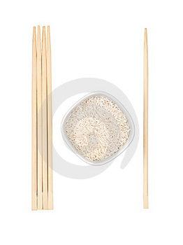 Chopsticks Royalty Free Stock Image - Image: 18547346