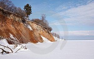 Winter Landscape. Royalty Free Stock Image - Image: 18548406