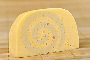 Piece Of Cheese Royalty Free Stock Photo - Image: 18560705