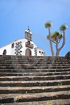 Hermitage Of Nuestra Senora De La Concepcion Stock Image - Image: 18560751