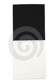 Open Notebook Royalty Free Stock Image - Image: 18560946