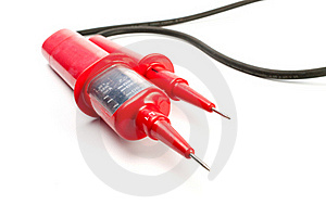 Electrical Test Probes Royalty Free Stock Images - Image: 18561059