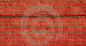Old Red Brick Wall Stock Photos - Image: 18563313