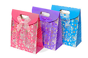 Gift Packages Stock Photo - Image: 18570450