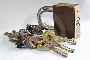 Old Keys Royalty Free Stock Images - Image: 18570589