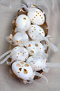 Easter Egg Decoration Stock Photos - Image: 18577813