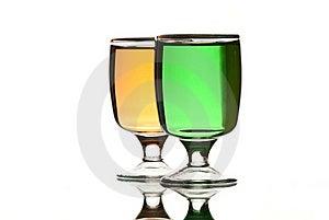 Alcohol. Royalty Free Stock Photos - Image: 18582208
