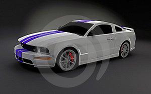 Sportscar Royalty Free Stock Photo - Image: 18587915