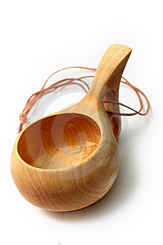 Wooden Scoop Stock Photo - Image: 18595930
