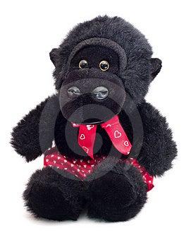 Ape In Boxers Stock Photo - Image: 1865160