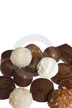 Chocolate Candies Stock Photography - Image: 1868962
