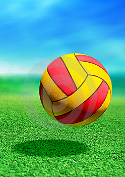 Multicolored Ball Royalty Free Stock Images - Image: 18601289