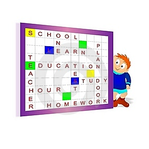 Scrabble, Cdr Vector Royalty Free Stock Photo - Image: 18601965