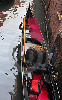 Gondola Detail Royalty Free Stock Photo - Image: 18602035