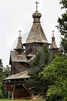 Russia: Old Wooden Architechture Stock Photos - Image: 18611243