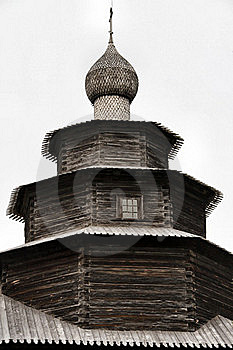 Russia: Old Wooden Architechture Royalty Free Stock Photo - Image: 18611245