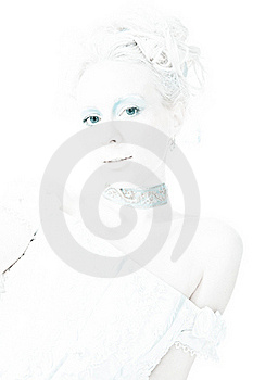 High Key Beauty Royalty Free Stock Images - Image: 18613019
