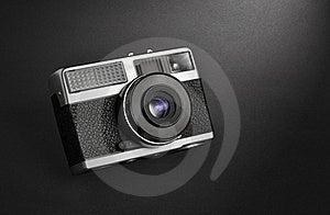Old Style Camera Stock Image - Image: 18617271