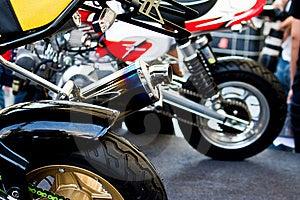 Motorcycle Stock Photography - Image: 18619172