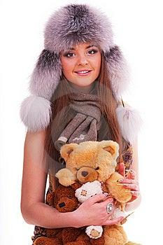 Beautiful Girl Royalty Free Stock Image - Image: 18627076