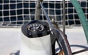 Kompass Stock Photo - Image: 18631040