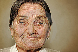 Portrait Of Mature Woman Stock Photo - Image: 18631570