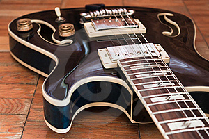 Electric Guitar Royalty Free Stock Photography - Image: 18631697
