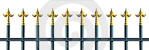 Fence Royalty Free Stock Photo - Image: 18643915