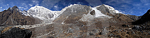 Langtang Himal Royalty Free Stock Photography - Image: 18644267