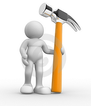 Worker Stock Photo - Image: 18649280