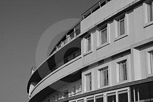 Midland Hotel In Morecambe, Lanc Royalty Free Stock Photo - Image: 18662655